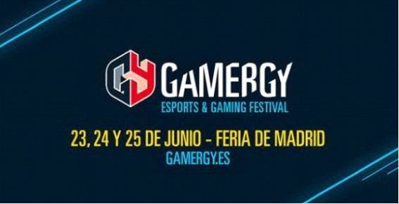 Gamergy - the E-sports & Gaming Festival