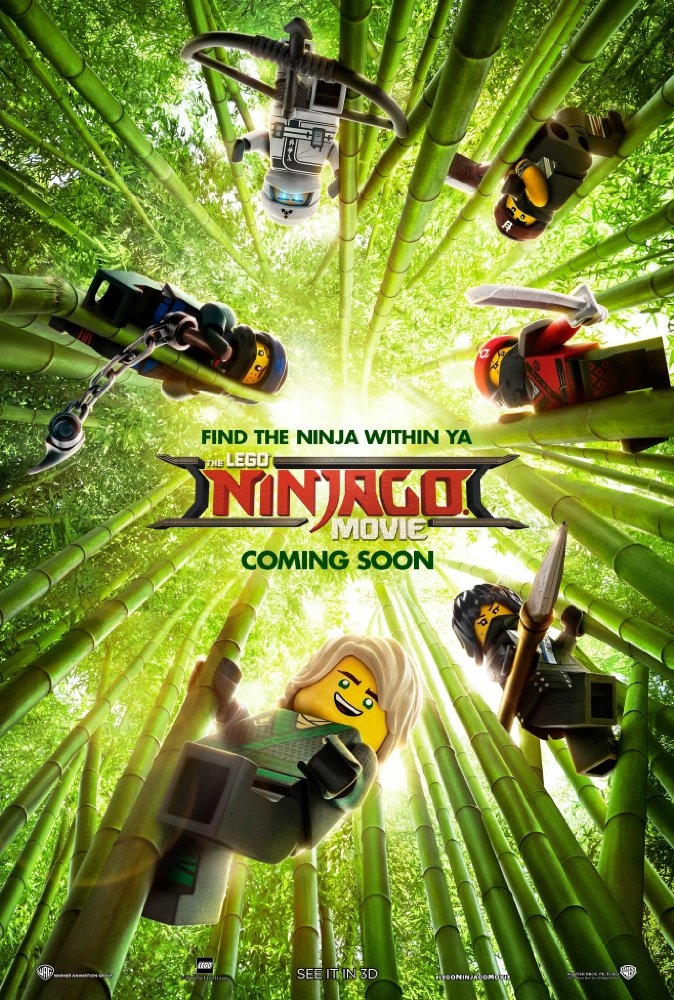 Lego Ninga Go Movie